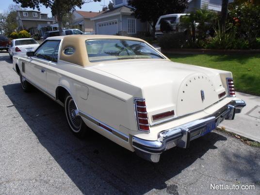 Lincoln Continental 4.9