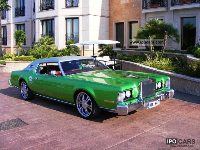 Lincoln Continental MK 4