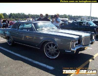 Lincoln Continental Mk III