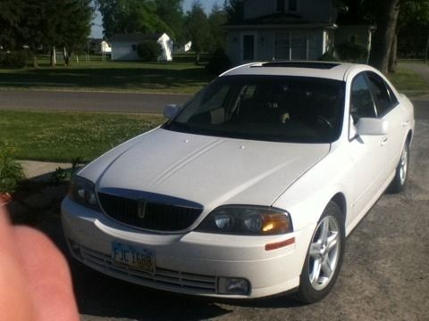 Lincoln LS 3.9