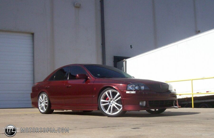 Lincoln LS V8 Automatic Ultimate
