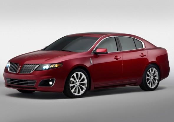 Lincoln MKS 3.7L