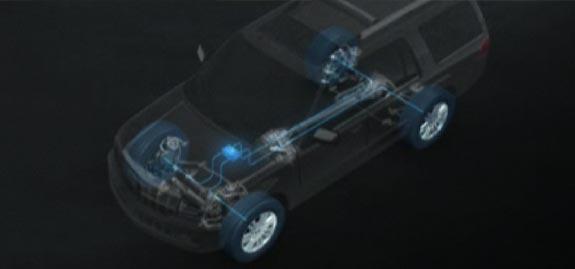 Lincoln Navigator 5.4 V8 4WD
