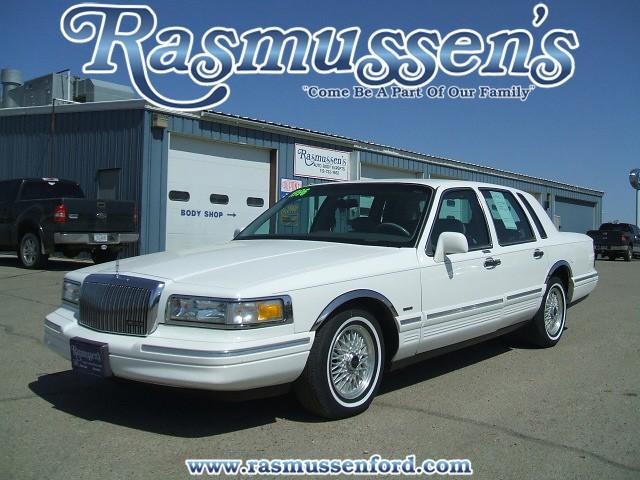 Lincoln Town Car 4.6 V8