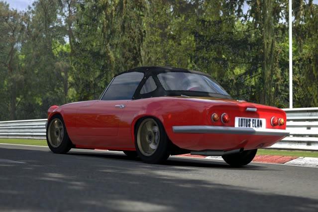 Lotus Elan S1