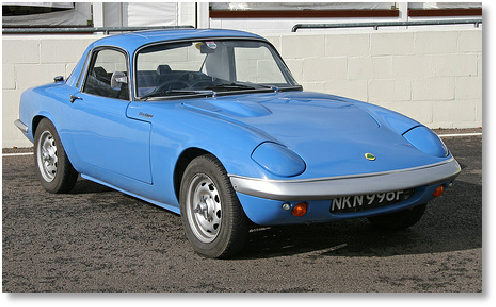 Lotus Elan S3