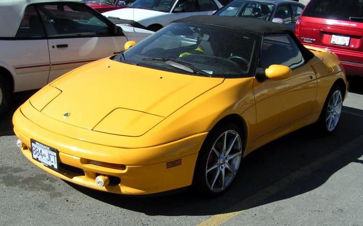 Lotus Elan SE