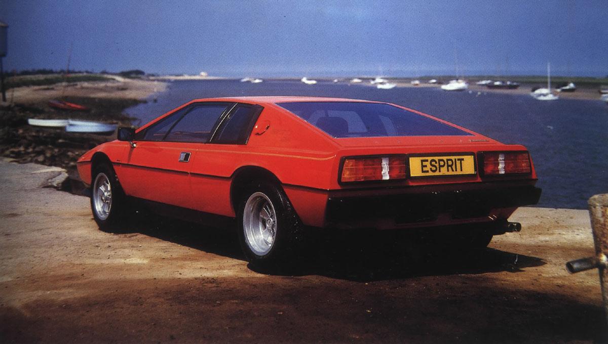 Lotus Esprit 2.2