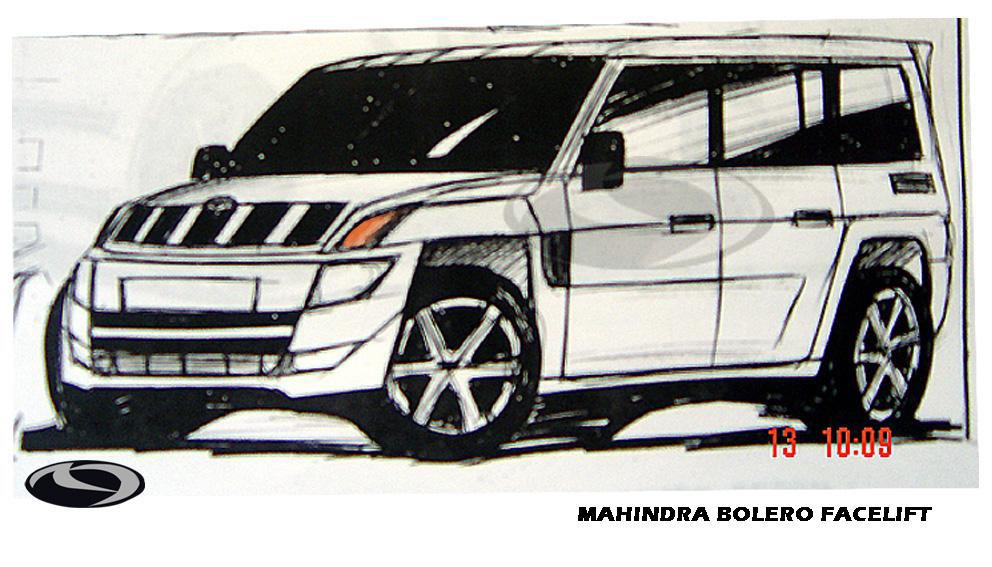 Mahindra Bolero