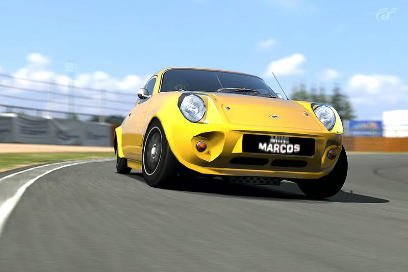 Marcos GT