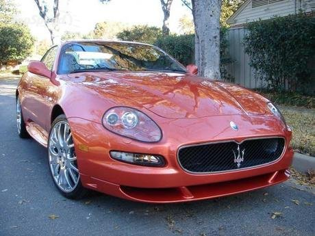 Maserati GranSport Coupe