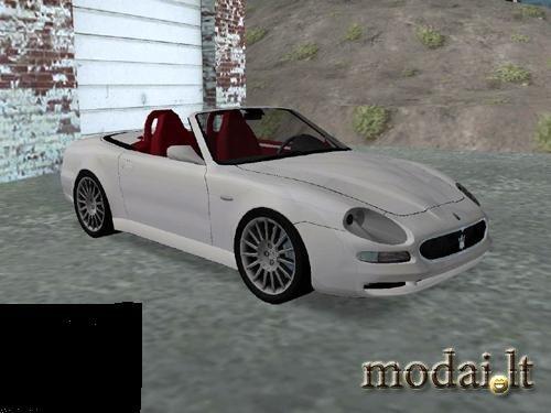 Maserati Spyder Cambiocorsa
