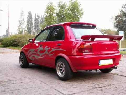 Mazda 121 1.3 16V