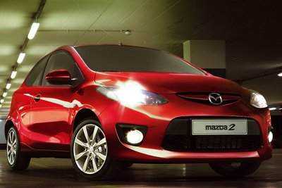 Mazda 2 1.4 CD Comfort