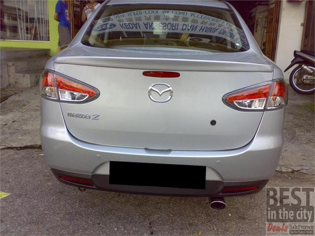 Mazda 2 1.5 MZR