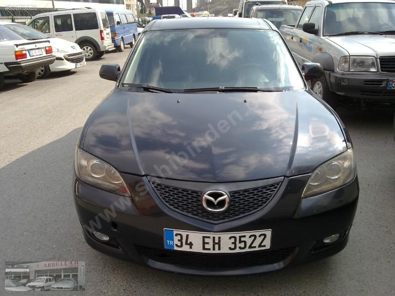 Mazda 3 1.6 Comfort