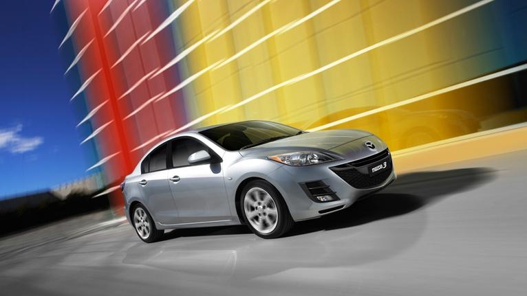 Mazda 3 1.6 Dynamic