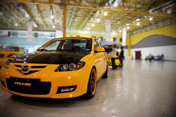 Mazda 3 1.6 Original
