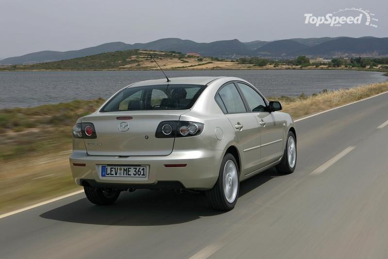 Mazda 3 2.0 CD