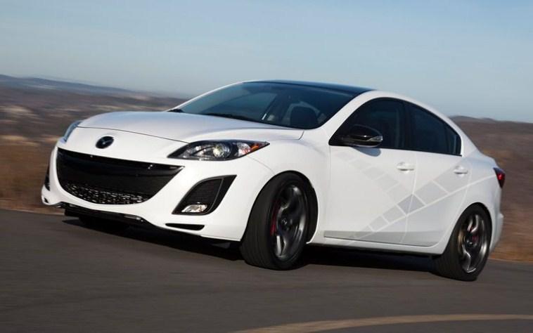 Mazda 3 2.5 s Sport