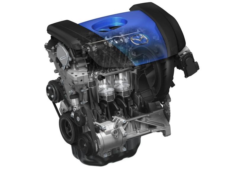 Mazda 3 2.0 MT