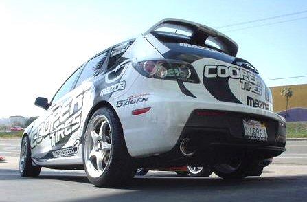 Mazda 3 i Sport