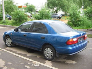 Mazda 323 1.8 GT Hatchback Cat