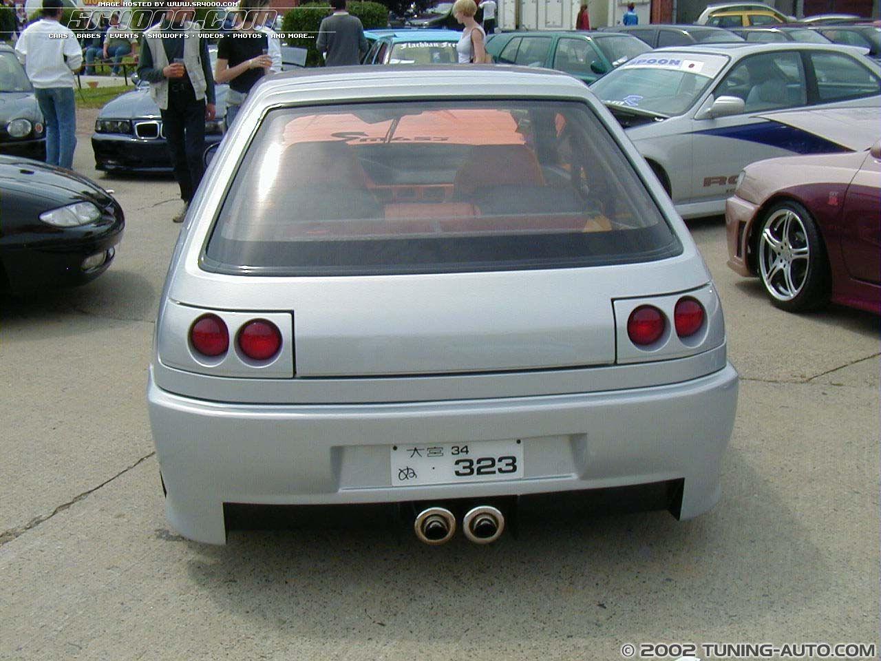 Mazda 323 1.4