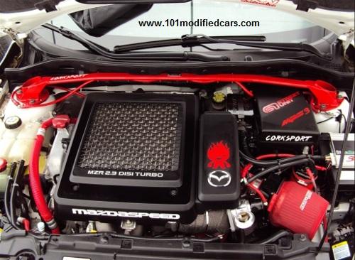 Mazda 5 2.3