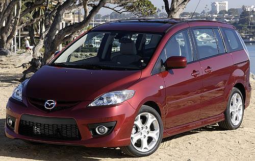 Mazda 5 2.3 Grand Touring