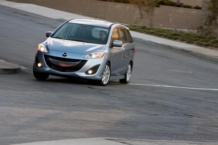 Mazda 5 Grand Touring