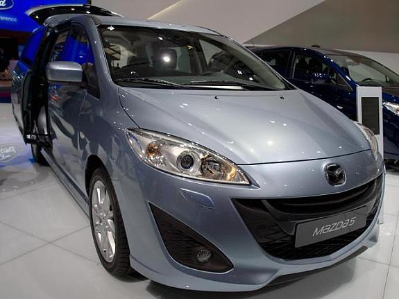 Mazda 5 MZR 2.0