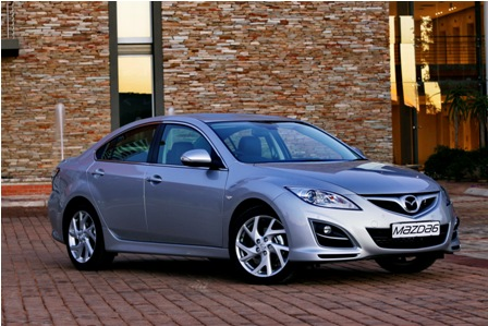 Mazda 6 2.0 Active