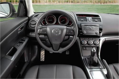 Mazda 6 2.2 MZR-CD Sportkombi