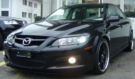 Mazda 6 2.3 Sports Sedan Grand Touring