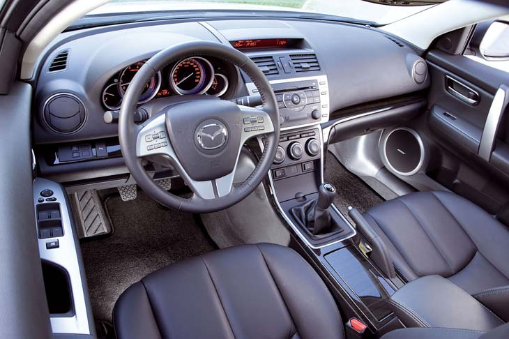 Mazda 6 2.5 MZR