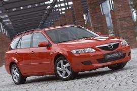 Mazda 6 2.0 141 hp AT