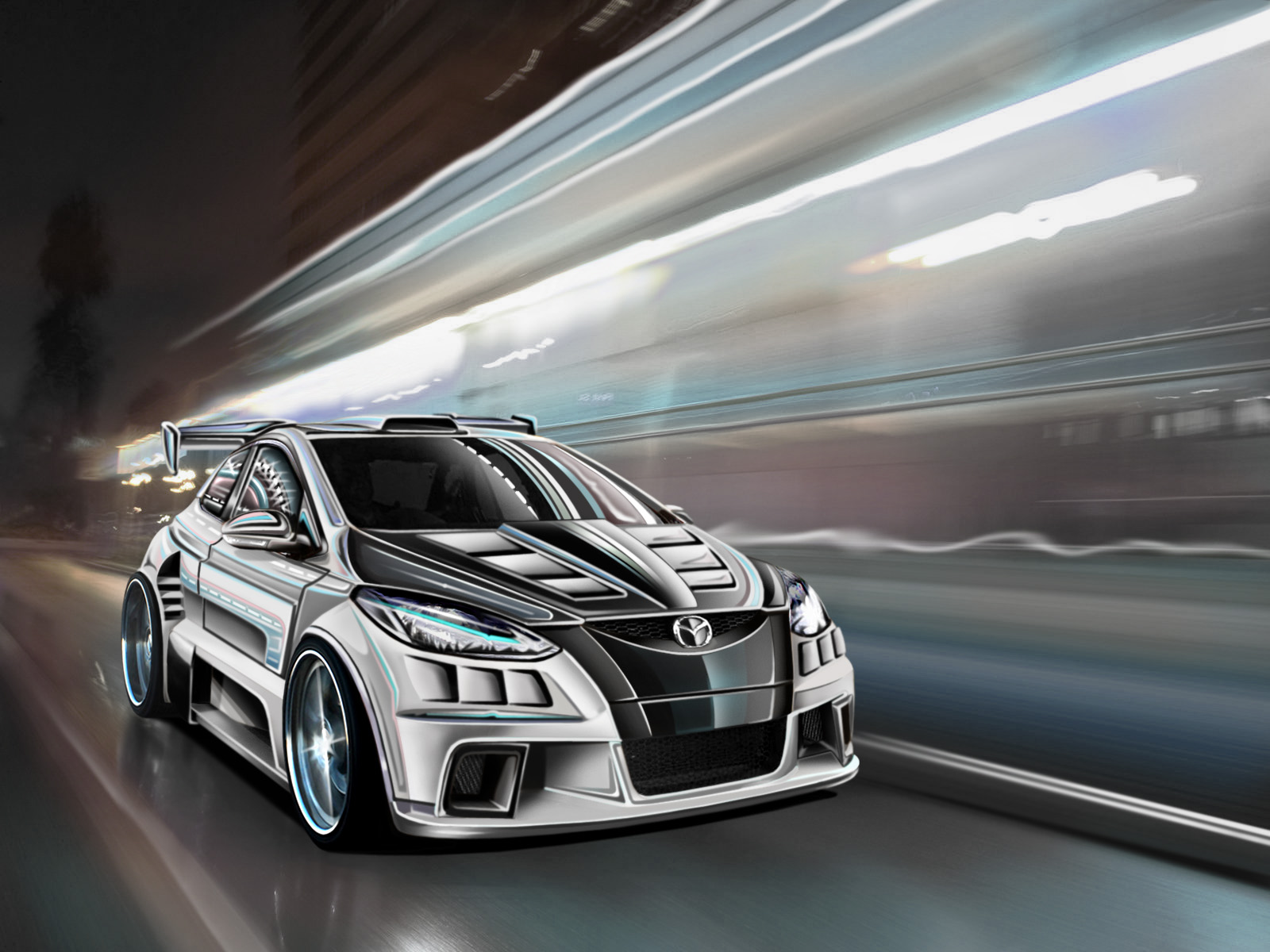 Mazda 6 2.0 CD MT