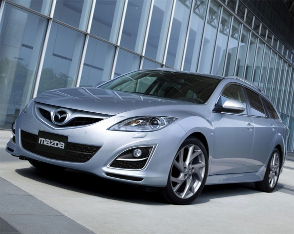 Mazda 6 2.2 CD 163 hp MT