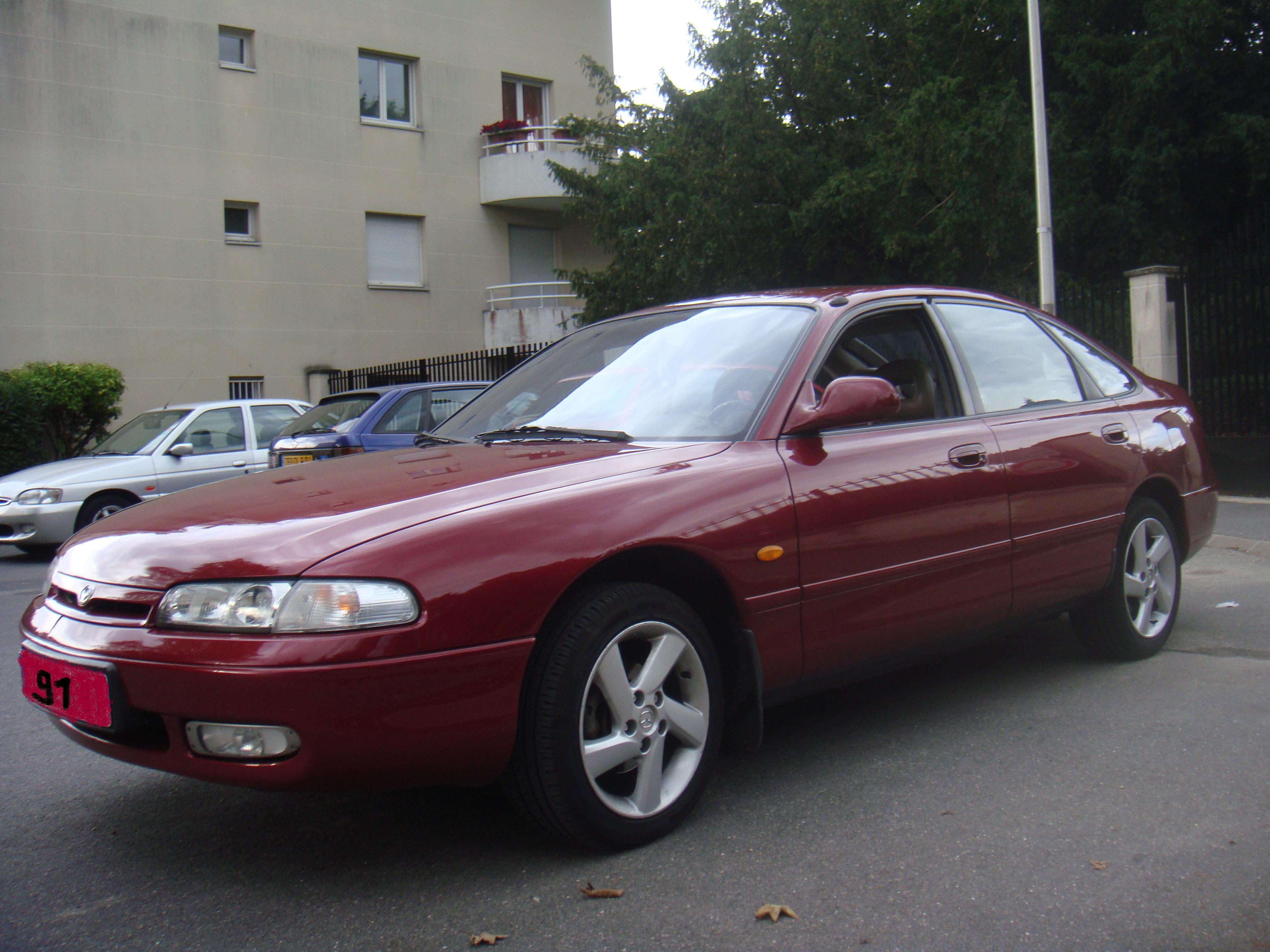 Mazda 626 2.0 D GLX Comprex