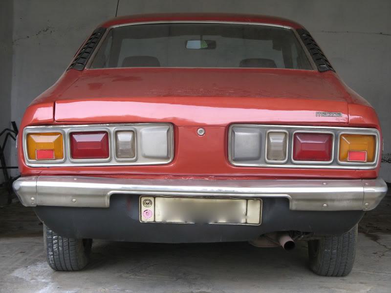 Mazda 818 1.6