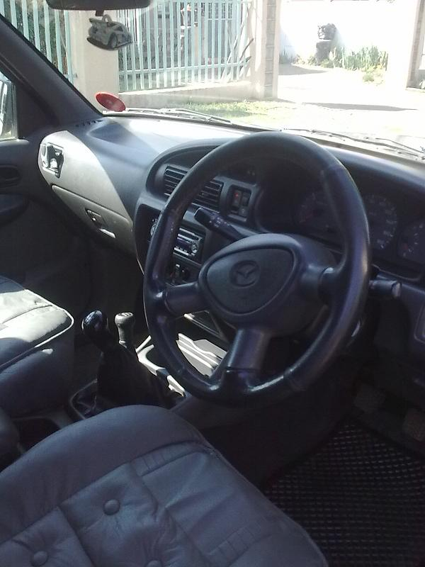 Mazda Drifter 2500 TD SLX