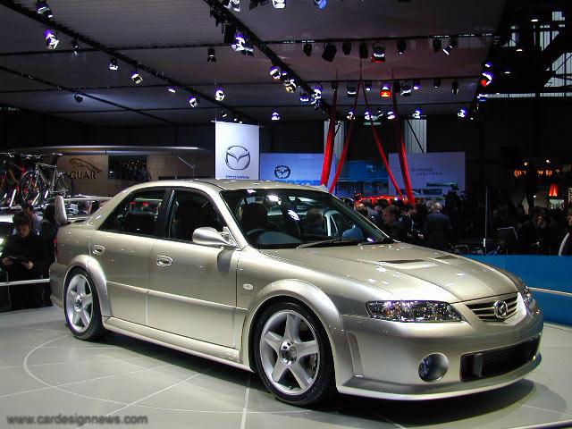 Mazda Laputa 0.7