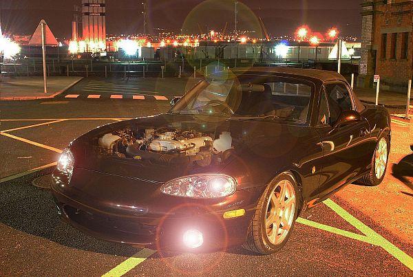 Mazda MX 5 1.8i
