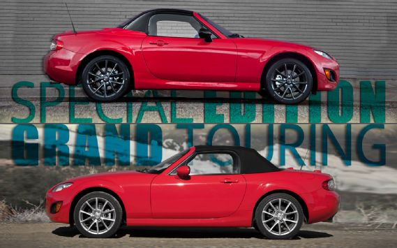 Mazda MX-5 1.6 115hp AT