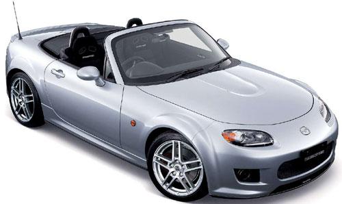Mazda MX-5 1.8 146hp MT