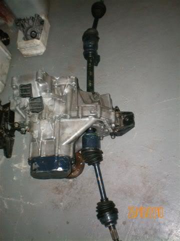 Mazda Rustler 1.3