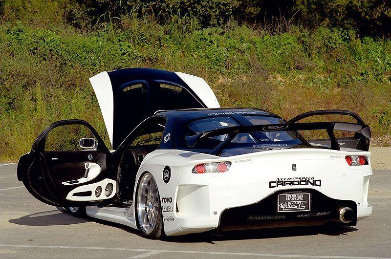 Mazda RX-7 Turbo