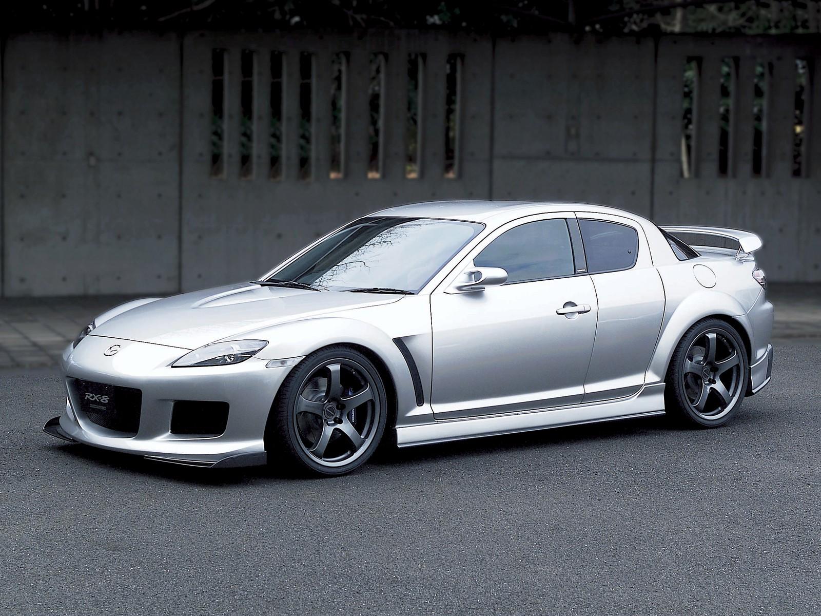 Mazda RX-8 2.6