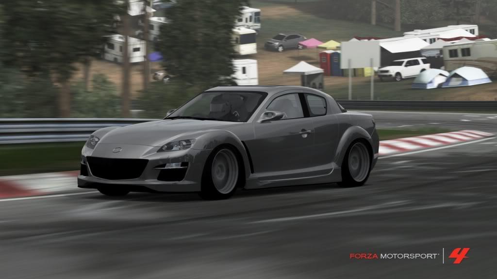 Mazda RX-8 Challenge